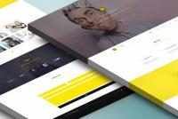 Преимущества шаблонного дизайна для вашего сайта
